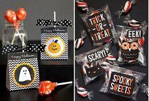 Halloween / food, diy, handmade, trick or treat