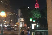 NYC / Meu ano em Nova York