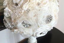 Wedding-Bouquet - for ever / Der besondere Brautstrauß