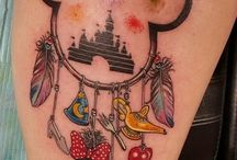 Disney Tatuering