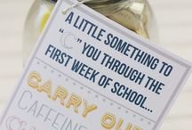 College Care Packages / Show your college student some love by sending care packages