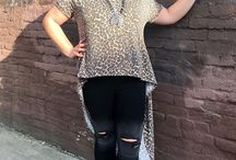 Bohemian Inspired Fashion One of our absolute favorite customers rockin our leapord hi low tunic top! ❤️