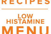 histamine intolerance recipes