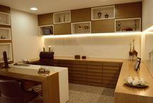 Consultório médico / Consultório moderno