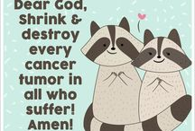 Cancer prayers