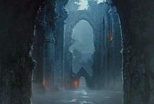 Medieval Fantasy / Ideas that could potentialy help with future inspiration.