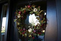Celebrate: Fall Wreaths