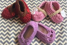 CocomoKids - Baby Accessories / Lovely hand made crochet baby accessories for your little one from shoes to beanies to rattles