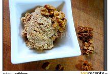 Kuchyně - Masíčka, zelenina, slané pečivo a pod.