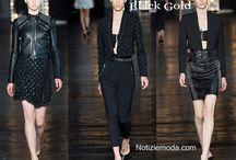 Diesel Black Gold / Diesel Black Gold collezione e catalogo primavera estate e autunno inverno abiti abbigliamento accessori scarpe borse sfilata donna.