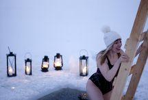 sauna & ice