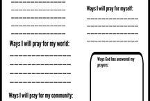 cristian journal for kids