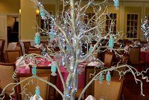 декор дерево топиарий