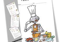 Cuisine à l'école