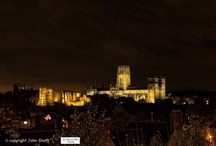 Durham / Durham in North East England.