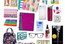 οργάνωση σχολικής τσάντας