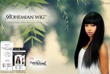 Pure Natural Regular Wigs / Pure Natural Regular Full Wigs