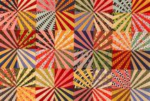 yellow quilt ideas