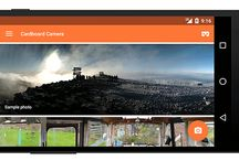 Google Cardboard Camera App Lets You Take 'Virtual Reality' Pictures