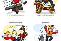 Cool idioms