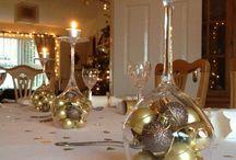 Déco de table pour Noël