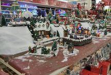 Décoration de Noël / Tout l'univers de la décoration de Noël pour s'inspirer et créer un petit monde féérique.
