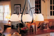 """Hubbardton Forge / """"Sculptured Lighting"""" that is hand-crafted & hand-forged in Vermont. View our 250 square foot Hubbardton Forge gallery in our Hartford showroom. #MadeInUSA #Vermont #Lighting #ShopSmall"""