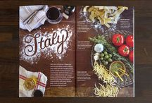 Design . Food and Type / by Jennifer Chong | See and Savour