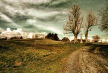 CZECH REPUBLIC, Wallachia / Moravian Wallachia is a mountainous region located in the easternmost part of Moravia, Western Carpathians, Czech Republic.