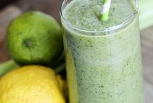 Green smoothies / by Christina Moss