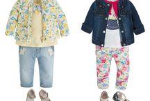 Baby Girls / Весна-лето Mayoral для девочек до 92 см