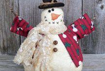 Snowmen Too / by Mabel Winkler