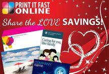 Online Deals! / by Kim DeMarsh