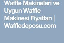 Waffle Ürünleri