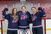 Boston College Hockey / An ode to the Boston College Hockey Teams. #InYorkWeTrust #KatieKingIsGolden / by Boston College Alumni