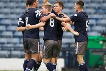 Edinburgh City 22 July 17 / Pictures from the Betfred Cup Group F game between Queen's Park and Edinburgh City. Match played at Hampden Park on Saturday 22 July 2017. Queen's Park won the game 3-0.