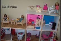 Lia wants a dollhouse