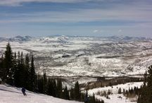 Steamboat Springs Lifestyle / A pictorial of living in a ski resort