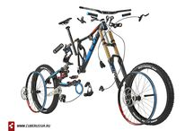 Mtb / Fiets; bycicle, mtb