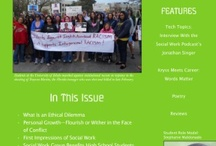 The New Social Worker Magazine / Pins from The New Social Worker magazine