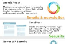 Wordpress Design Gallery / A new board for everything Wordpress. Themes, Plugins, Tips & Hints. Feel free to pin anything Wordpress. Please keep it to a maximum 3 pins per day.