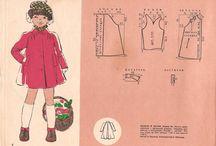 Sewing Patterns-Kids / by 5za Kazi