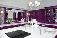for My Purple Kitchen