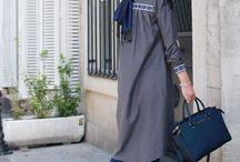 tenida musulmana