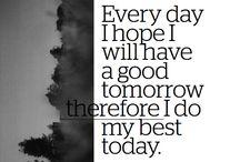 Motivational / by Becca