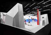 """Adidas Showcase Outdoor 2014 / Showcase für Adidas terrex™ auf der Outdoormesse """"Outdoor"""" 2014."""