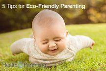Eco-Friendly Parenting