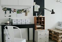 Art Studio / Workspace /