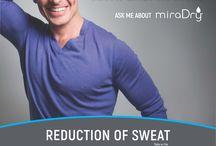miraDry / Non-invasive sweat reduction treatment! No downtime   FDA cleared