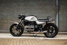BMW KXX - Café Racer / A selection